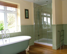 Bathrooms North Devon Skyline Construction Design Installation